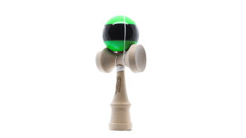 Catchy standard kendama green black
