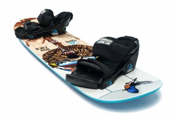 Snowboard Addiction tramppalauta