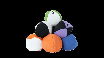 Firetoys mole skin 95 g juggling ball jongleerauspallo
