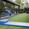 AirFloor 3x1 outdoors