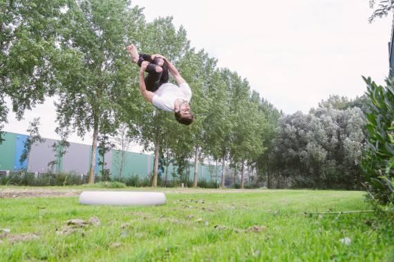 AirSpot jumps