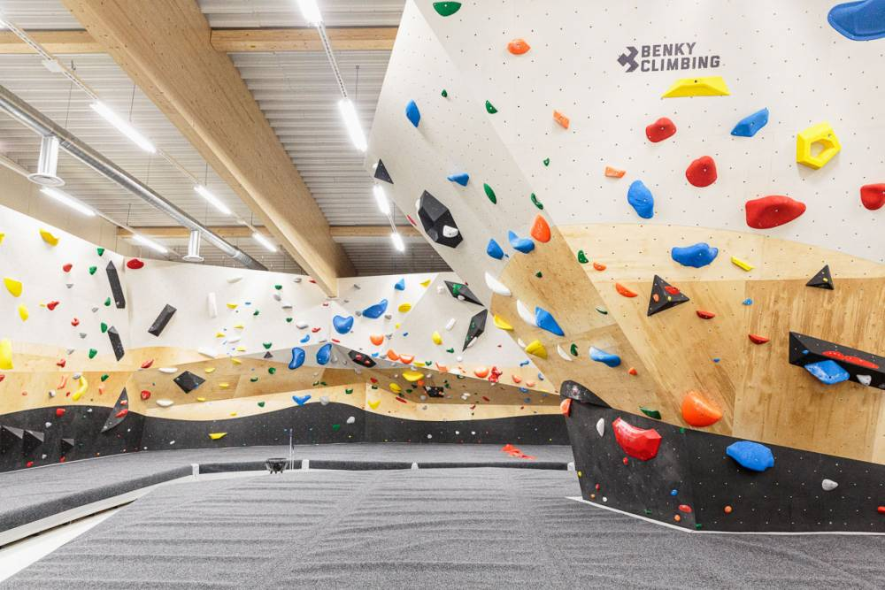 Kiipeily- ja joogakeskus Väki Rovaniemellä