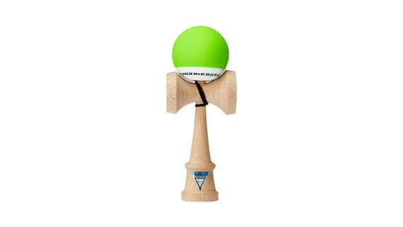 Krom-pop-kendama-lime-green
