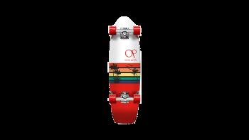 Ocean Pacific Sunset Complete Cruiser rullalauta skateboard