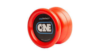 One-jojo-yoyo-yoyofactory red