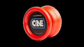 One-jojo-yoyo-yoyofactory red