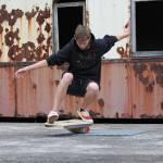 Pedalo Surf balanceboard tasapainolauta tricking 2