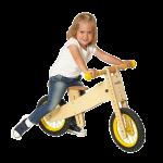 Pedo bike puinen potkupyörä wooden kick bike 2