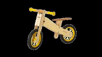 Pedo-bike-puinen-potkupyörä-wooden-kick-bike
