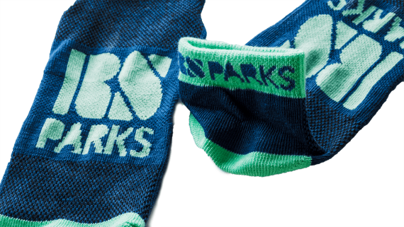 RS Parks trampoliinisukat Trampoline socks 2-2