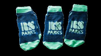 RS Parks trampoliinisukat Trampoline socks 2-3