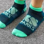 RS Parks trampoline socks model-001