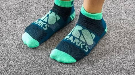 RS Parks trampoline socks model-001
