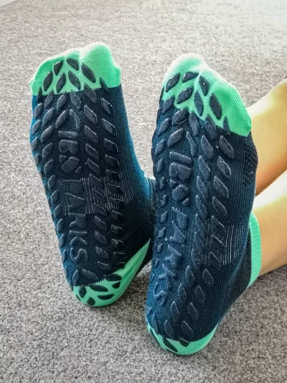 RS Parks trampoline socks model-002