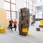 RS Parks pehmopalikat lapset rakentaa