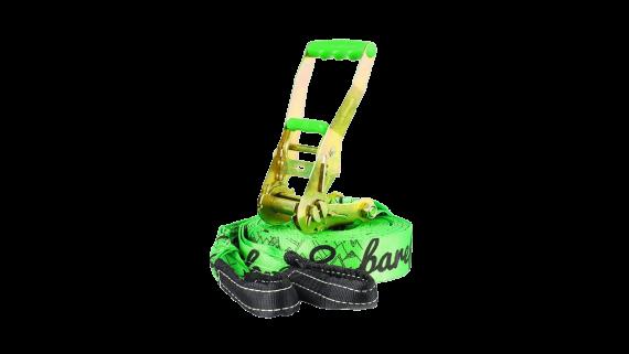 Barefoot-Slacklines-15m-slackline-green