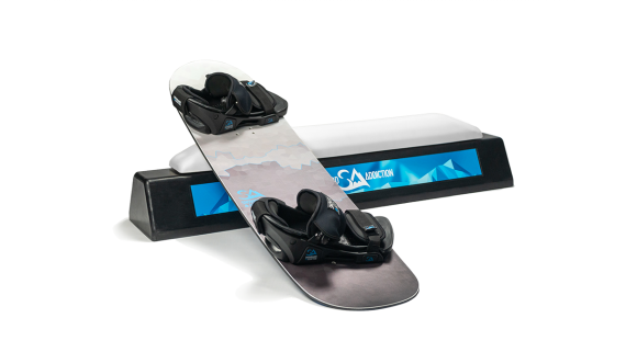 Snowboard Addiction Balance bar set