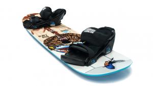 Snowboard Addiction tramppalauta 1