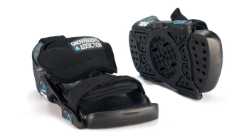 Snowboard Addiction Training Bindings 1