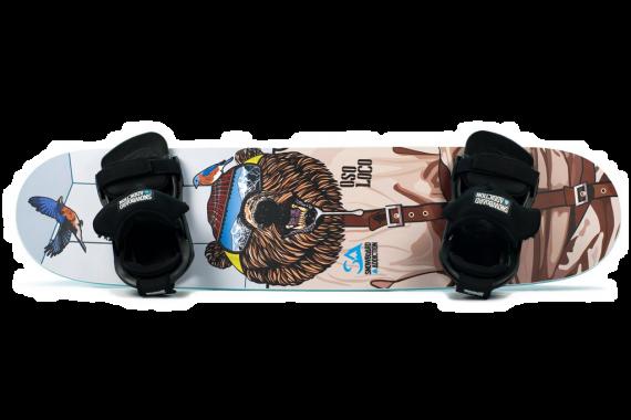 Snowboard Addictionharjoittelusiteet 5