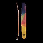 Switch board Trampoline skis