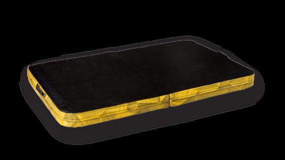 Foldable mat 2x1,5 m - 1
