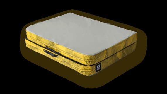 Foldable mat 2x1,5 m - 1-2