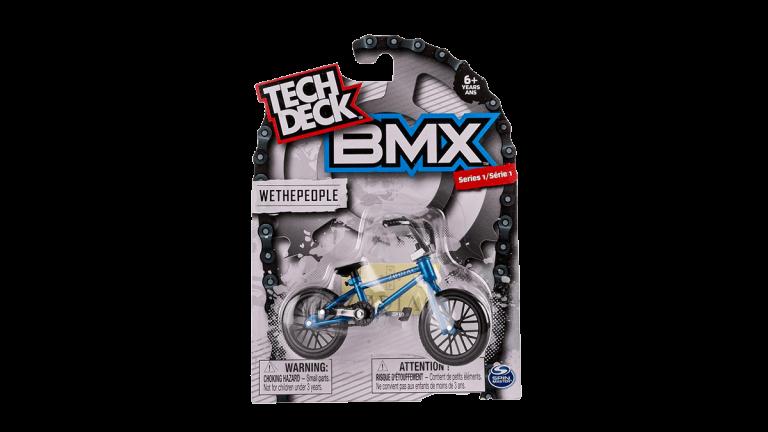 Tech Deck BMX sormipyora finger bike
