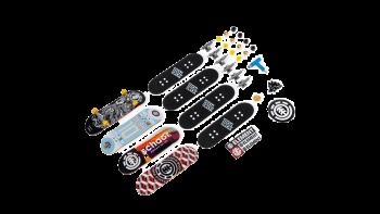 Tech Deck Ulta DLX 4 pack sormiskeitti finger board