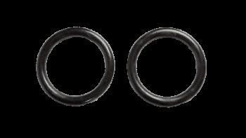 Voimistelurengas musta muovinen gym rings voimistelurenkaat ulos
