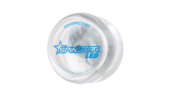 Yoyofactory spinestar led jojo yo-yo entry level yoyo blue