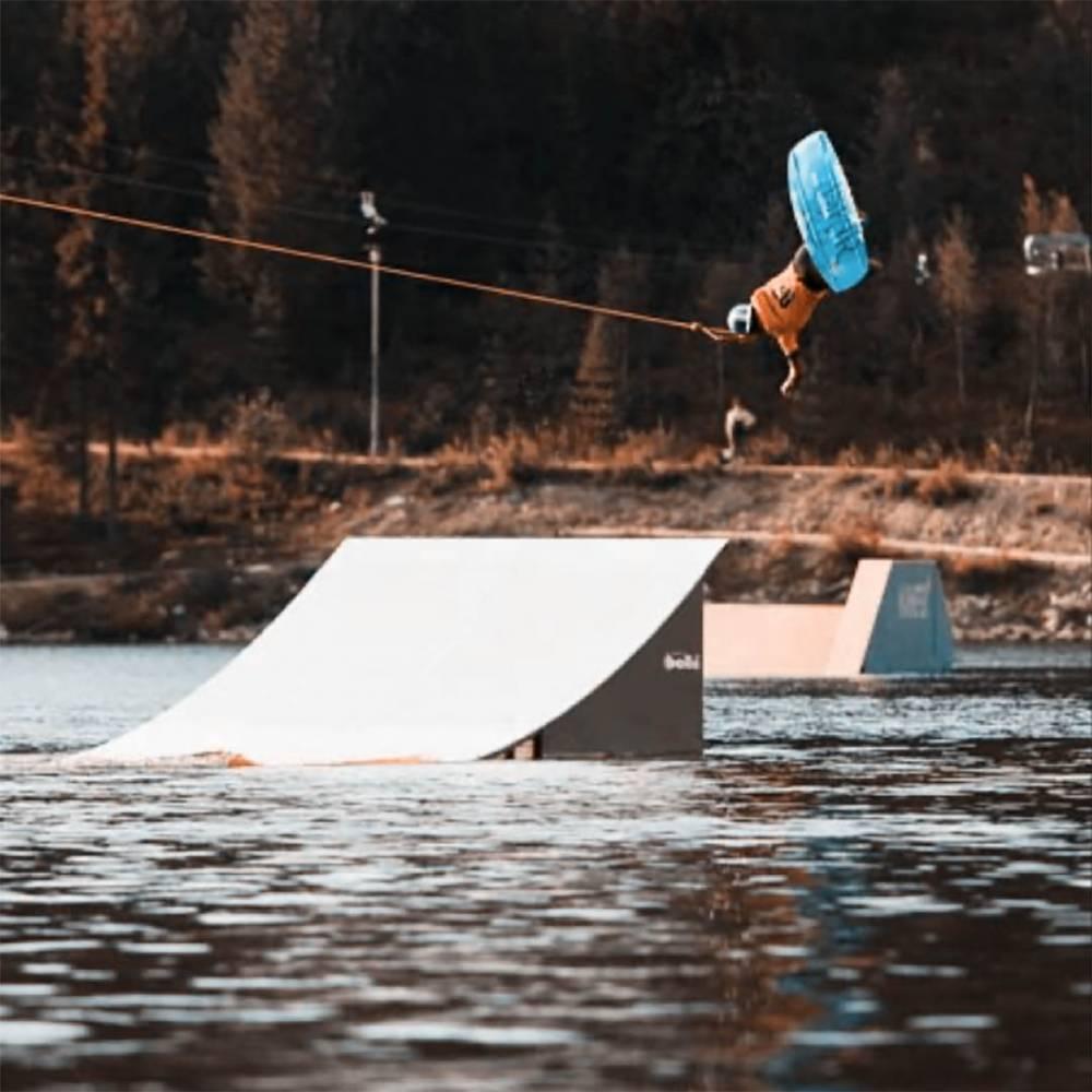erikoisrakentaminen wakeboarding